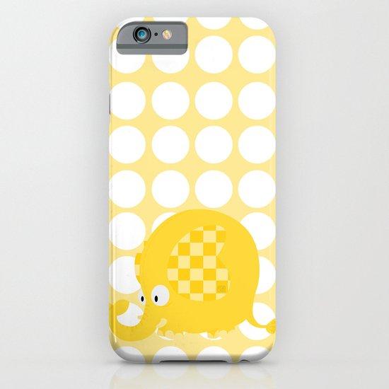 Little elephant iPhone & iPod Case