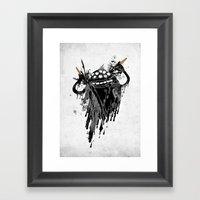 Monsta.Ink! Framed Art Print