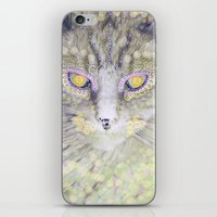 Pop Art Kitty iPhone & iPod Skin