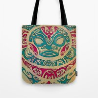 H tattoo Tote Bag
