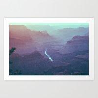 Early Morning Light - Gr… Art Print
