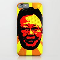 iPhone & iPod Case featuring Farewell Kim Jong Il by Connor Resnick