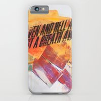 iPhone & iPod Case featuring HEAVEN & HELL by Brandon Neher