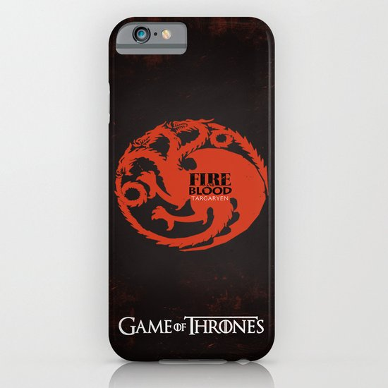 Game Of Thrones 08 iPhone & iPod Case