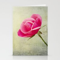 Virgin Rose Stationery Cards