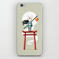Torii 2 iPhone & iPod Skin