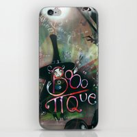 BOOO-tique! iPhone & iPod Skin