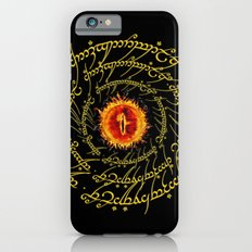 Lord Of The Ring Sauron eye iPhone 6 Slim Case