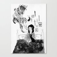The Tenant Canvas Print
