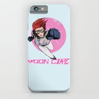 Moon Girl Punch-Out iPhone 6 Slim Case