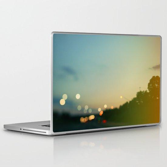 Paint the Night Laptop & iPad Skin