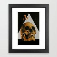 2078 Framed Art Print