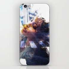 collage# street iPhone & iPod Skin