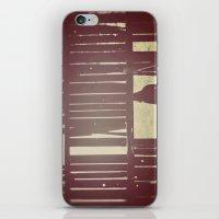 Live   iPhone & iPod Skin