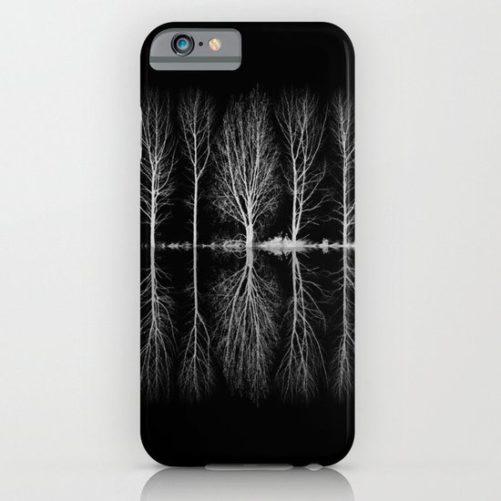 Echo In The Trees iPhone & iPod Case