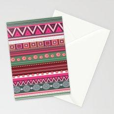 Ink Pattern Stationery Cards