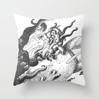 Ode to Joy Throw Pillow