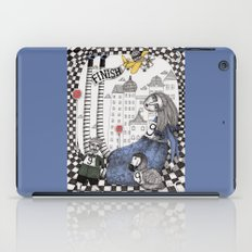 William the Conqueror and the 9 Feet Tall Caucus Race iPad Case