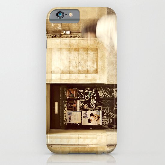 belleza es mi cabeza iPhone & iPod Case