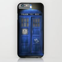 "iPhone & iPod Case featuring ""Death – The Doctor's Truest Companion"" by Nicole Cleary"