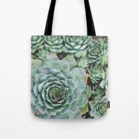 Succulents I Tote Bag