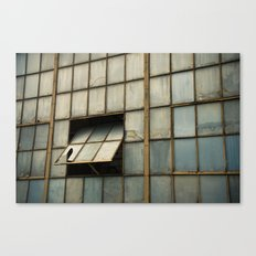 Glassworks Window Canvas Print