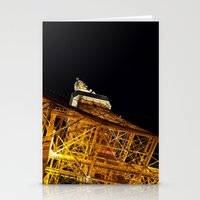 Tokyo Tower Stationery Cards