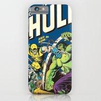 Canadian Super Hero! iPhone 6 Slim Case