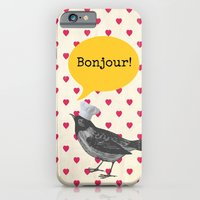 Bonjour! iPhone 6 Slim Case