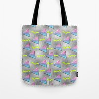 Fun Pattern Tote Bag