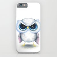 Grumpy Owl  iPhone 6 Slim Case