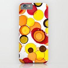 Colour splash iPhone 6 Slim Case