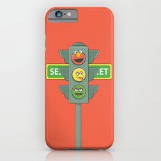 Sesame Traffic Light iPhone 6s Slim Case