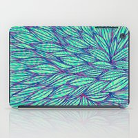 Natural Leaves iPad Case