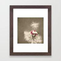 DANCE WITH ME I | BALLET… Framed Art Print