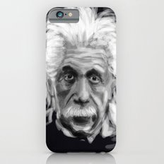 Speed Portraits: Einstein iPhone 6 Slim Case
