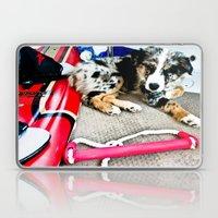 Wake Boarding Pup Laptop & iPad Skin