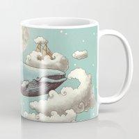 Ocean Meets Sky  Mug
