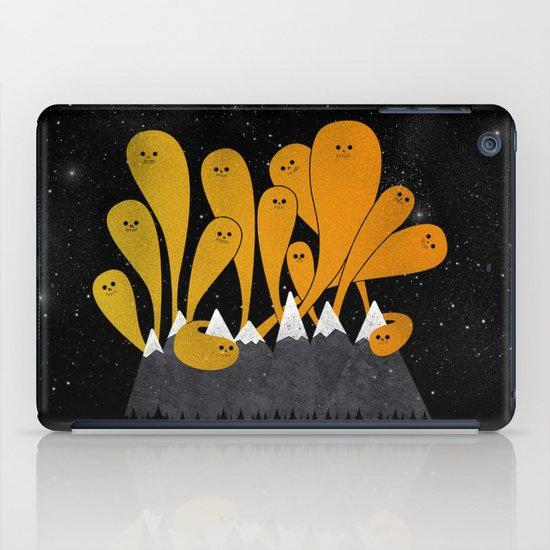 Northern Frights (Halloween Edition) iPad Case