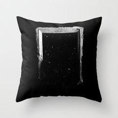 Egress Throw Pillow