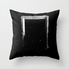 Egress Throw Pillow