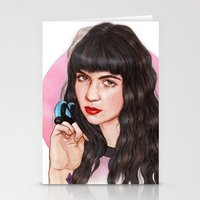 Grimes III  Stationery Cards