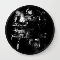 Dalek Wall Clock