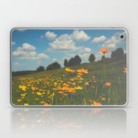 Dreaming In A Summer Fie… Laptop & iPad Skin