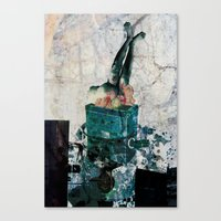 VISCERALE BOX 2 Canvas Print