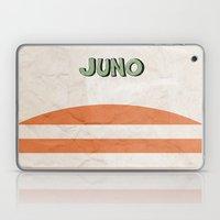 Juno - Alternative Movie Poster Laptop & iPad Skin
