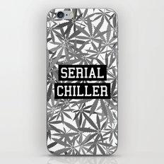 Serial Chiller B&W iPhone & iPod Skin