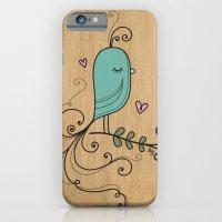 iPhone & iPod Case featuring Ladybird by Liz Urso
