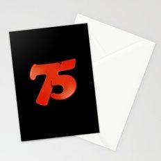 75 Stationery Cards