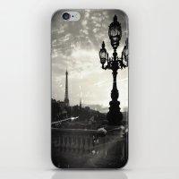 Mysterious Paris iPhone & iPod Skin